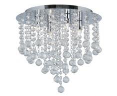 Oaks Lighting Plafonnier boules transparent
