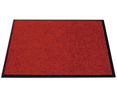 Miltex Eazycare paillasson, Rouge, 40 x 60 cm