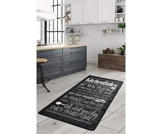 Mon Desire Tapis de Protection, Multicolore, 80 x 150