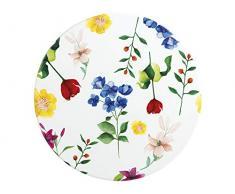 Maxwell Williams DU0124 Cs Dessous de plat pour théière, Céramique, blanc, 20.5 cm