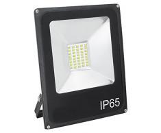 hepoluz SMD Projecteur LED, 30Â W, noir