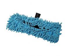 - flauschi pour sols durs compatible avec ventouses Mop Serpillère de rechange en microfibre pour Hanseatic 537 607