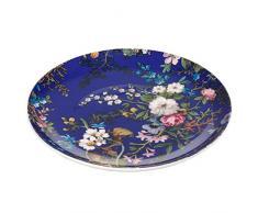 Maxwell & Williams wk09520Kilburn Assiette Floral Muse, 20cm, boîte Cadeau, Porcelaine, Bleu