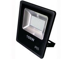 hepoluz SMD Projecteur LED, 150Â W, noir