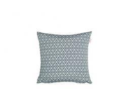 Esprit Home Pixel Housse de Coussin décoratif, Tissu, Gris, 38 x 38 cm