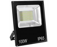 hepoluz SMD Projecteur LED, 100Â W, noir