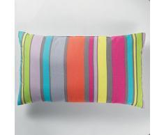 Le Jardin des Cigales MARINA Coussin, Coton, Multicolore, 30x50 cm 3003323