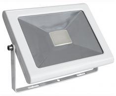 hepoluz Ultra Slim Projecteur LED 22Â W, Blanc