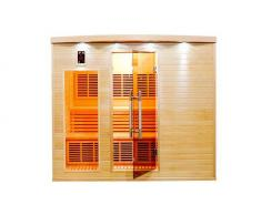 France sauna Sauna infrarouge APOLLON 5 Places
