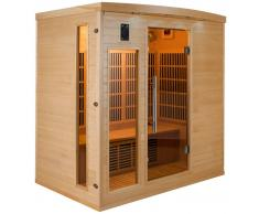 France sauna Sauna infrarouge APOLLON 4 Places