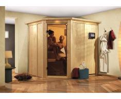 Sauna système 68 mm Siirin