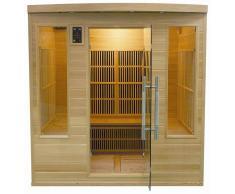 France sauna Sauna infrarouge Apollon Club 5 places