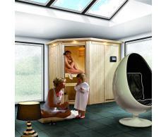 Sauna système 68 mm Saja plug and play