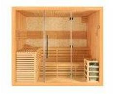 items-france IF-152 - Sauna traditionnel 150x100x210