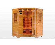 items-france HAMINA - Sauna infrarouge 135x64x100x193