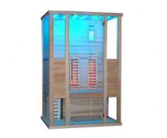items-france COMBINE 2 - Sauna combine 130x100x199