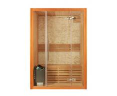 items-france IF-153 - Sauna traditionnel 100x100x210