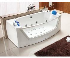 items-france DALANO1 - Baignoire hydromassante toutes options 175x85x60
