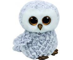 Ty - TY37086 - Beanie Boos - Peluche Owlette Hibou 23 cm