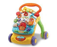 VTech 80-505604 Chariot pour bébé Multicolore