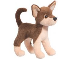 Cuddle Toys 4058 Pepito CHOCOLATE CHIHUAHUA Chien, 20 cm longeur (Peluche)