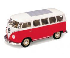 CARS & CO COMPANY - 327 5621 - Voiture miniature - Welly VW Bus 62