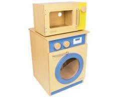 EDUPLAY 110291 40 x 42.6 x 52 cm Machine à Laver Playset