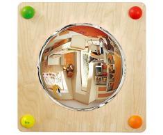 Erzi 57.5 x 57.5 x 9.5 cm bébé Path Miroir Duo Allemand Jouet en Bois