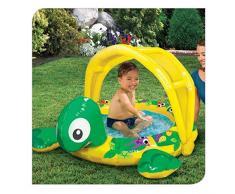 Banzai Jr. 84020 Shady Time Turtle Piscine Multicolore