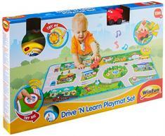 winfun, CPA Toy Group 7301288 Jouet pour bébé Rouge