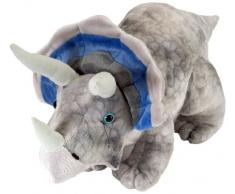 Wild Republic 48 cm dinosauria en peluche Triceratops