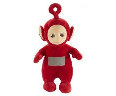 Teletubbies Les Talking po Peluche (Rouge)