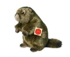 Teddy Hermann - Peluche - Marmotte, 926443, 20 cm