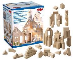 Haba - 1070 - Jouets en Bois - Blocs de Constructions