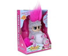 Bush bébé Monde 5 872,5 cm Shimmies Pink Lady Lu Lu jouet en peluche