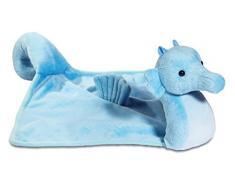 Katerina Prestige Doudou Peluche Hippocampe (Bleu)