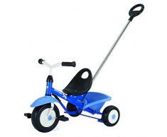 Kettler T03020-0010 - Vélo et Véhicule pour Enfant - Tricycle - Funtrike Waldi avec Canne Amovible - Acier