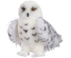 Cuddle Toys 3841 Wizard SNOWY OWL Harfang des Neiges, 20 cm (Peluche)