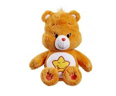 Care Bears jp43048.4300 Taille Moyenne en Peluche avec DVD Laugh-a-lot