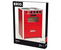 Brio - 31355 - Jouet en bois - Cuisinière