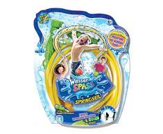 Xtrem Toys 00320 Corde à Sauter Amusante pour Enfants à partir de 6 Ans Idéal pour Le Jardin, lété, il Suffit de Le Brancher sur Le Tuyau darrosage Multicolore