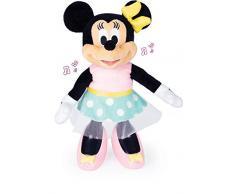 IMC Toys - 181212 - Peluche - Minnie Story Teller - contes et chansons Minnie
