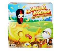 Mattel Games – La Poule Joséphine, Jeux Table pour Enfants (Mattel frl14)