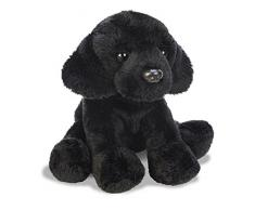 Suki Gifts - 12102 - Peluche - Yomiko - Labrador, Noir