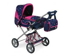 Bayer Chic 2000 586T72 Poussette combinée Bambina Rose