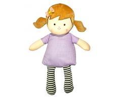 Neo Toys- Poupée bouillotte Vêtements, 200522, Violets