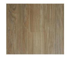 Lames PVC clipsables - Imitation parquet bois brun clair (= 2.42 m)