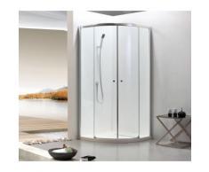 Paroi de douche avec porte coulissante - Range Practical