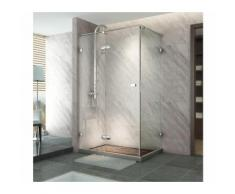 Paroi de douche avec porte pivotante - Range Sharp