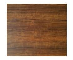 Lames PVC clipsables - Imitation parquet chne marron (= 2.42 m)